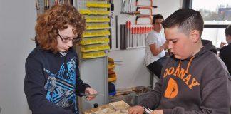 Technasium brengt het bedrijfsleven en bèta-leerlingen vroeg met elkaar in contact