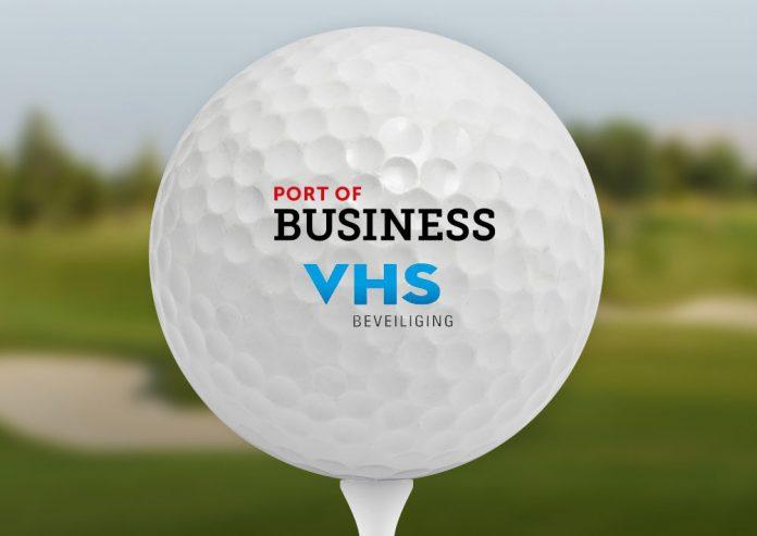 Golfbal VHS POB