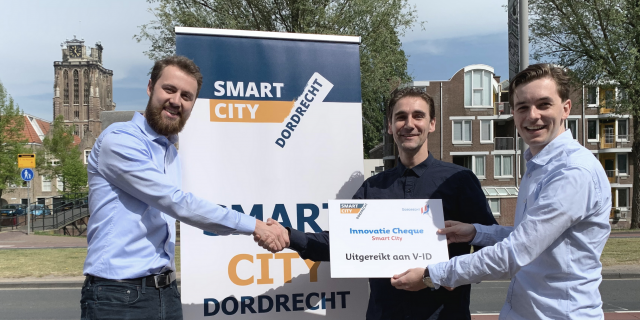 Smart city Dorecht