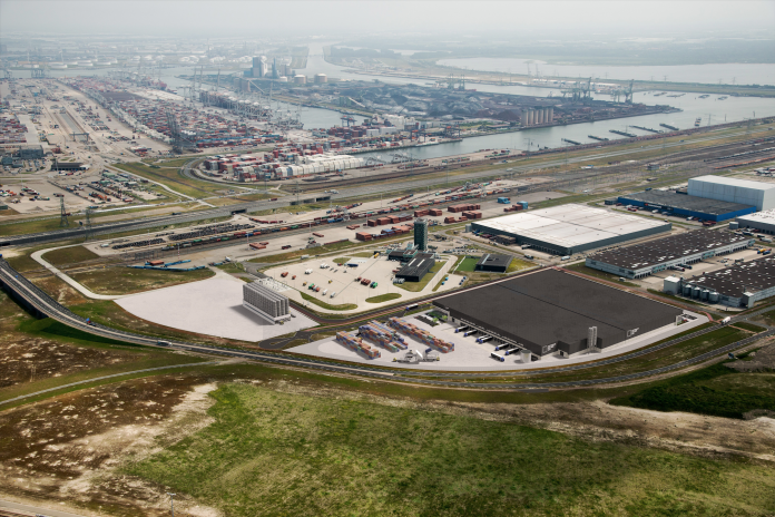 Bouw Rotterdam Polymer Hub