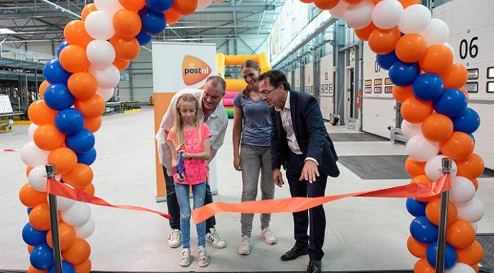 Foto opening Dordrecht