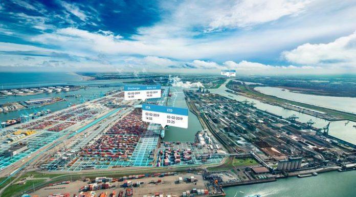 Keyvisual boxinsider Port of Rotterdam