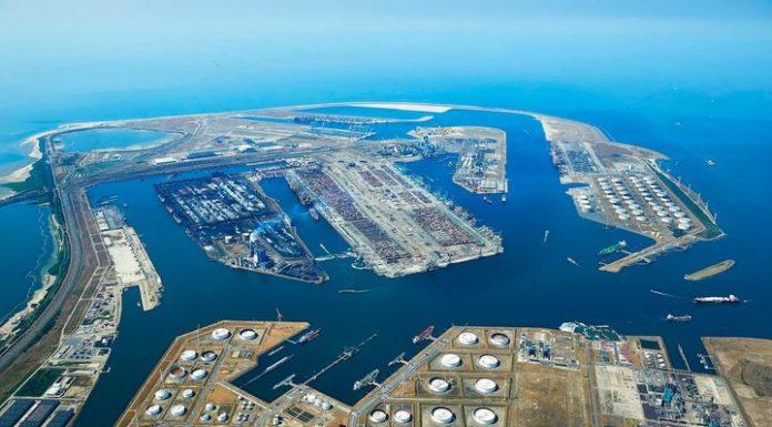 Ontwikkelingen in de haven Maasvlakte