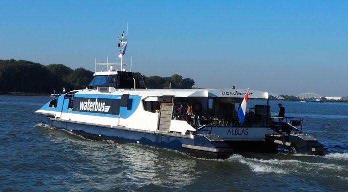 waterbus Dordrecht ALblas
