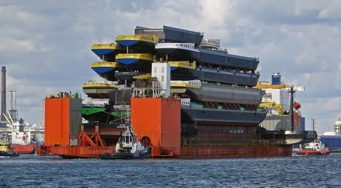 Black Marlin rpa Port of Rotterdam
