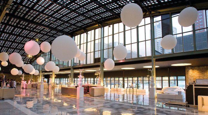 Exchange Hall ballonnen
