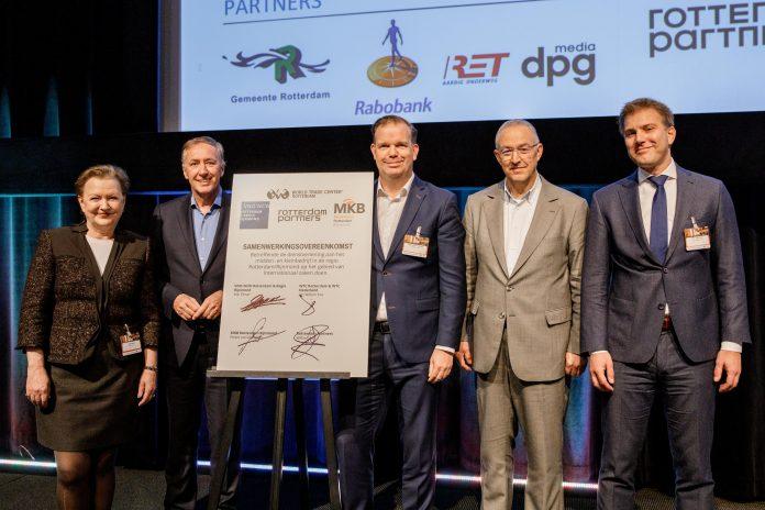 Rotterdamse partners samenwerking