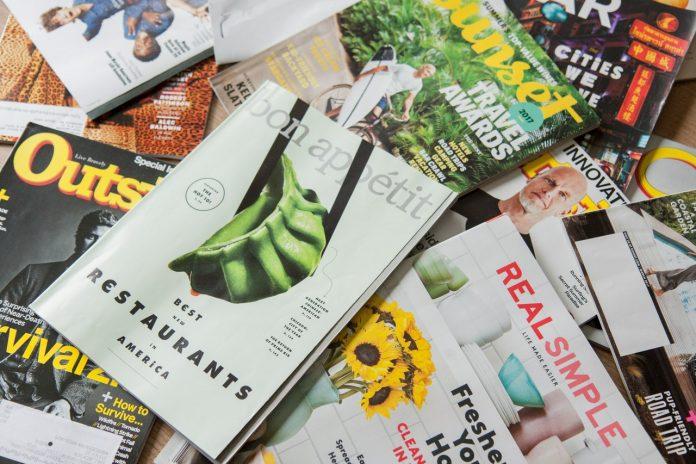 pexels afbeelding magazines