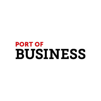 Port of Business logo