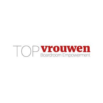 Topvrouwen logo